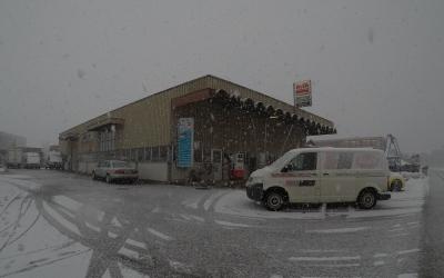 Autowelt Bachmann im Winter